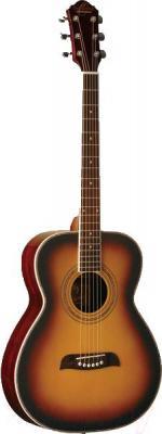 Акустическая гитара Oscar Schmidt OF2OTS - общий вид