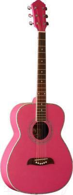 Акустическая гитара Oscar Schmidt OF2P - общий вид
