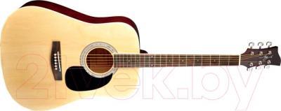 Акустическая гитара Jay Turser JJ45-N - общий вид