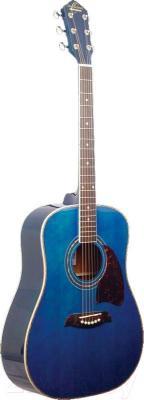 Акустическая гитара Oscar Schmidt OG2TBL - общий вид
