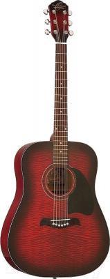 Акустическая гитара Oscar Schmidt OG2FBC - в открытом виде