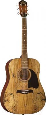 Акустическая гитара Oscar Schmidt OG2SM - в открытом виде