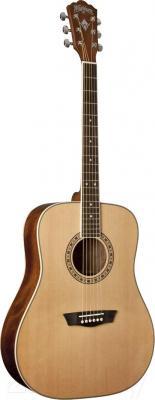 Акустическая гитара Washburn WD10 - общий вид