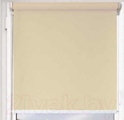 Рулонная штора Gardinia М Роял 800 (80x160) - в интерьере
