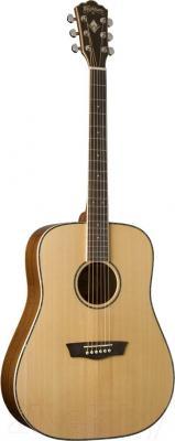 Акустическая гитара Washburn WD15S - общий вид