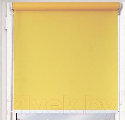Рулонная штора Gardinia М Роял 801 (114x160) - в интерьере
