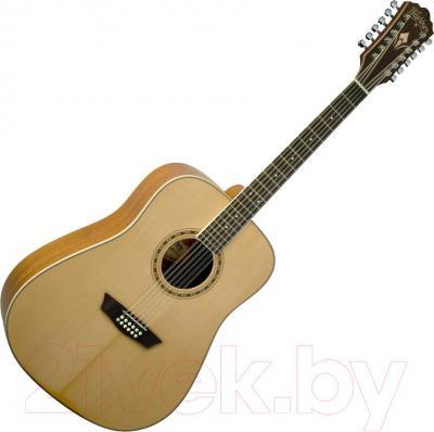 Акустическая гитара Washburn WD10S12 - общий вид