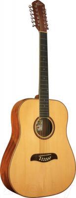 Акустическая гитара Oscar Schmidt OD312N - в открытом виде