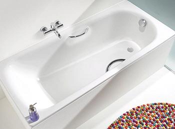 стальные ванны фото
